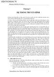 Bài giảng hệ thống viễn thông - Chương 7