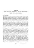 Các quá trình vật lý và hóa học của hồ - Chương 3