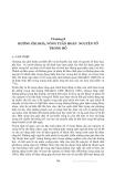 Các quá trình vật lý và hóa học của hồ - Chương 8