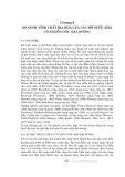 Các quá trình vật lý và hóa học của hồ - Chương 9