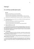 Di truyền tế bào ( Nguyễn Như Hiền ) - Chương 3