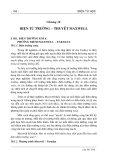 Giáo trình điện từ học - TS. Lưu Thế Vinh - Chương 10