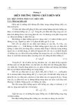 Giáo trình điện từ học - TS. Lưu Thế Vinh - Chương 3