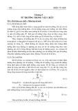 Giáo trình điện từ học - TS. Lưu Thế Vinh - Chương 8
