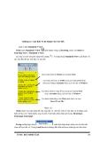 Nghiên cứu ứng dụng phần mềm Solidworks - Phần 3 xây dựng mô hình lắp ráp - Chương 12
