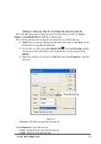 Nghiên cứu ứng dụng phần mềm Solidworks - Phần 3 xây dựng mô hình lắp ráp - Chương 14