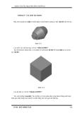 Nghiên cứu ứng dụng phần mềm Solidworks - Phần 5 hỗ trợ thiết kế khuôn mẫu (mold design) - Chương 19