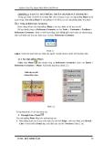 Nghiên cứu ứng dụng phần mềm Solidworks - Phần 1 Xây dựng mô hình khối rắn - Chương 2