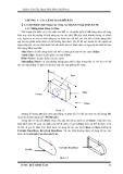 Nghiên cứu ứng dụng phần mềm Solidworks - Phần 1 Xây dựng mô hình khối rắn - Chương 3