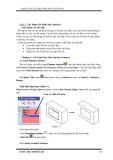 Nghiên cứu ứng dụng phần mềm Solidworks - Phần 2 xây dựng mô hình mặt (surface) - Chương 5