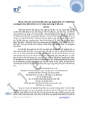 Phân tích hai bài thơ Đất nước của Nguyễn Đình Thi và Đất Nước của Nguyễn Khoa Điềm để làm nổi rõ những cảm hứng về đất nước