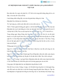KÝ HIỆP ĐỊNH PARI CHẤM DỨT CHIẾN TRANH, LẬP LẠI HOÀ BÌNH Ở VIỆT NAMBáo