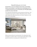 Những thiết kế phòng ngủ xa hoa cho bé gái