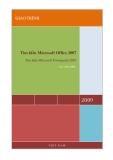 GIÁO TRÌNH Tìm hiểu Microsoft Powerpoint 2007 phiên bản tiếng việt(Lê Văn Hiếu) -1