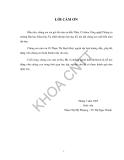 Tìm hiểu ngữ nghĩa trên lính vực eDoc (Phan Thị Mỹ Phượng vs Từ Thị Ngọc Thanh) - 1