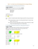 Kiến trúc máy tính - Bài thực hành số 2