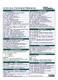 Các lệnh thông dụng trong Unix/Linux
