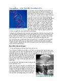 Công nghệ gen_vũ khí hủy diệt của tương lai(p1)