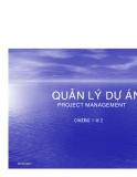 Quản lý dự án- Dự án xây dựng