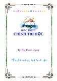 Giáo trình Chính trị học - Bùi Thanh Quang