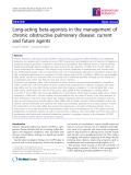 "Báo cáo y học: "" Long-acting beta-agonists in the management of chronic obstructive pulmonary disease: current and future agents"""