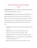 Khái quát về sự hình thành và phát triển của Việt ngữ học (Phần 3)