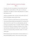 Khái quát về sự hình thành và phát triển của Việt ngữ học (Phần 1)