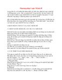 Phương pháp Logic Mệnh đề (Phần I)