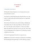 Từ trong tiếng Việt (phần ba)