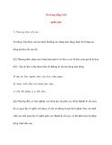 Từ trong tiếng Việt (phần hai)