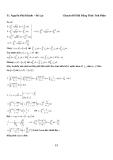 Bất đẳng thức tích phân- Nguyễn Phú Khánh ĐH Đà Lạt - 2