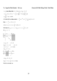 Bất đẳng thức tích phân- Nguyễn Phú Khánh ĐH Đà Lạt - 3