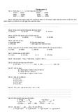 71 bài toán ôn tập Toán học kì 1 lớp 4