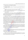 ĐẶC TRƯNG CỦA KINH TẾ VI MÔ - TRẦN THỊ HÒA - 2
