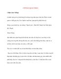 Bệnh Học Thực Hành: CƠN ĐAU QUẶN THẬN (Thận Giảo Thống)