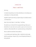 Bệnh Học Thực Hành: CƠN ĐAU TIM (Hung Tý - Angina Pectoris)