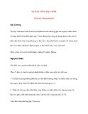 Tài liệu Bệnh học thực hành:  Dạ dày viêm mạn tính