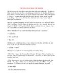 Dược vị Y Học: PHƯƠNG PHÁP BÀO CHẾ THUỐC