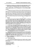 LÝ THUYẾT LAN TRUYỀN CÁC NGUỒN NƯỚC TRONG HỆ THỐNG VÀ ỨNG DỤNG TRONG CÁC HỆ THỐNG THỦY LỢI VÙNG BÁN ĐẢO CÀ MAU