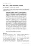 """Báo cáo khoa học: """"Milk Fever Control Principles: A Review"""""""