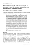 """Báo cáo khoa học: """"Infrared Thermography and Ultrasonography to Indirectly Monitor the Influence of Liner Type and Overmilking on Teat Tissue Recovery"""""""