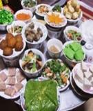 Món ăn chay Tây Ninh