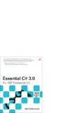 Essential C# 3.0 FOR NET FRAMEWORK 3.5 PHẦN 1
