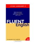 FLUENT  English LIVING LANGUAGEFLUENT phần 1