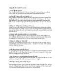 8 bí quyết làm CV