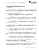 Bài giảng về môn học Thị trường chứng khoán