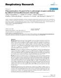 "Báo cáo y học: ""Characterization of a panel of six β2-adrenergic receptor antibodies by indirect immunofluorescence microscopy"""