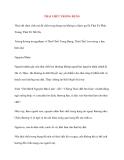 Tài liệu Bệnh Học Thực Hành: Thai Chết Trong Bụng (Thai Chết Lưu)