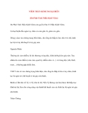 Bệnh Học Thực Hành: VIÊM THẦN KINH NGOẠI BIÊN (Đa Phát Tính Thần Kinh Viêm)