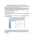 Đóng dấu bản quyền file văn bản trên Word 2003 và Word 2007